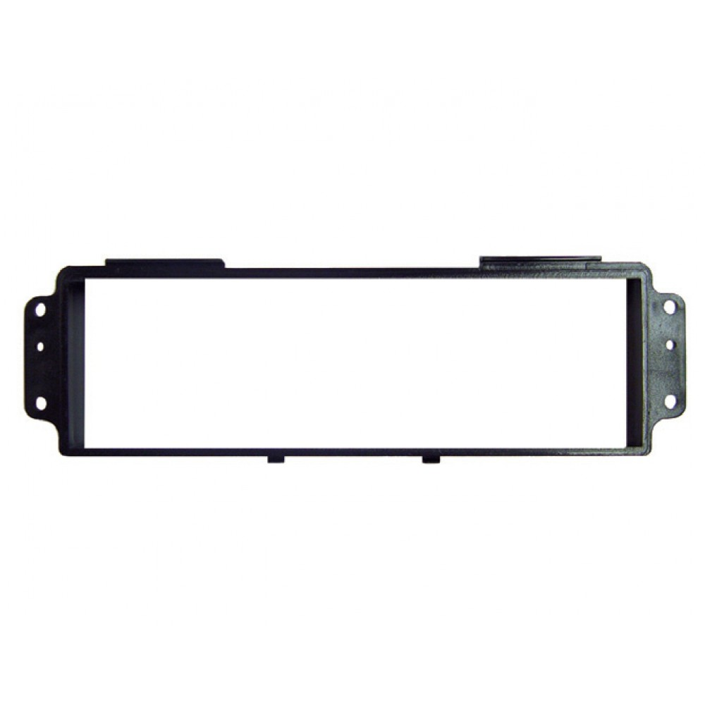 Radio Frame - Kia Picanto - 1DIN - Color: Black