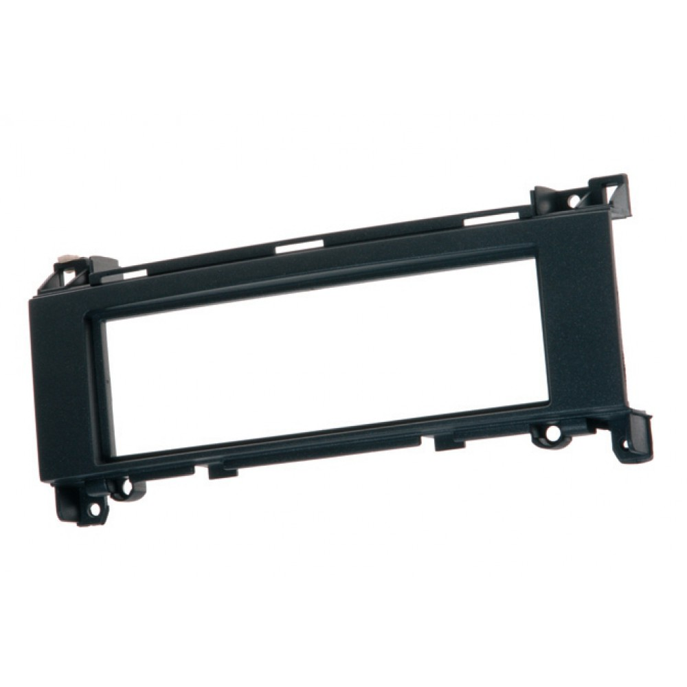 Radio Frame - Mercedes Class A - 1DIN - Color: Black