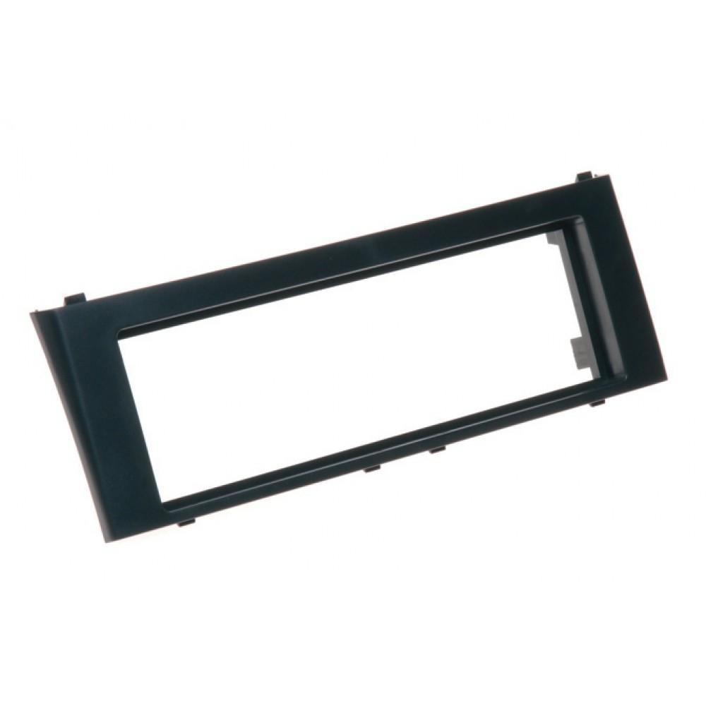 Radio Frame - Mitsubishi Colt - 1DIN - Color: Black