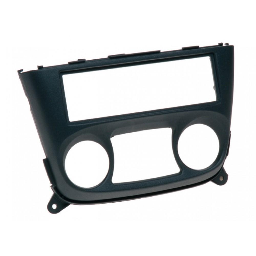 Radio Frame - Nissan Almera - 1DIN - Color: Black