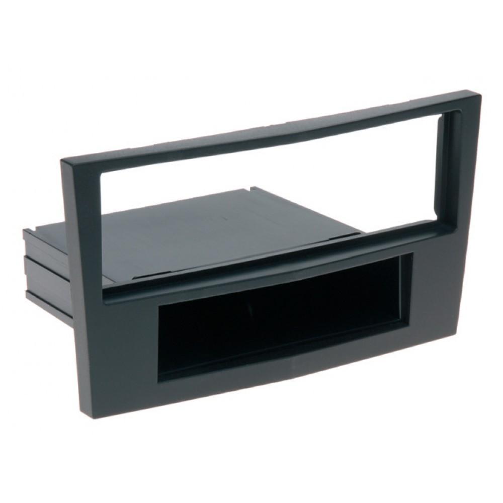 Radio Frame - Opel Astra - 2DIN - Color: Dark Grey