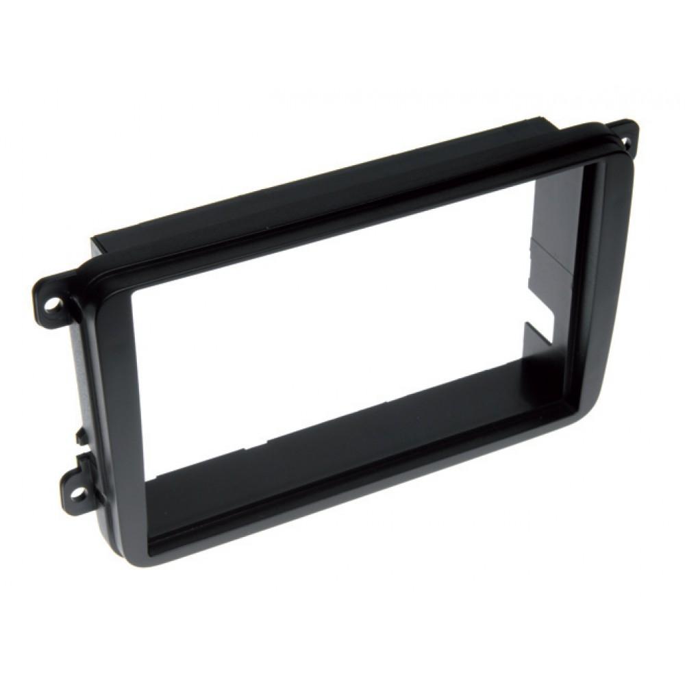 Radio Frame - Volkswagen Golf V - 2DIN - Color: Black