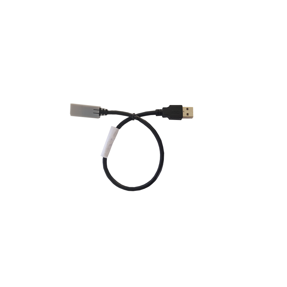 Harness to recover USB, 2 sockets, compatibility: ALFA ROMEO - FIAT group (UCONNECT RADIO)