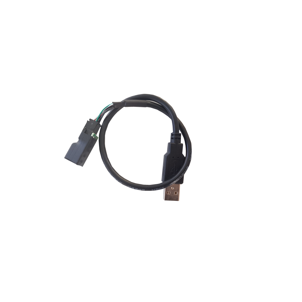 Harness to recover USB/AUX compatibility: SUBARU - TOYOTA