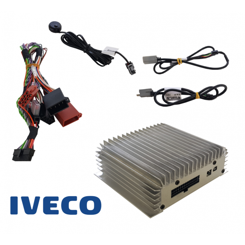 UDAB - KIT052USIV11 - IVECO UCONNECT