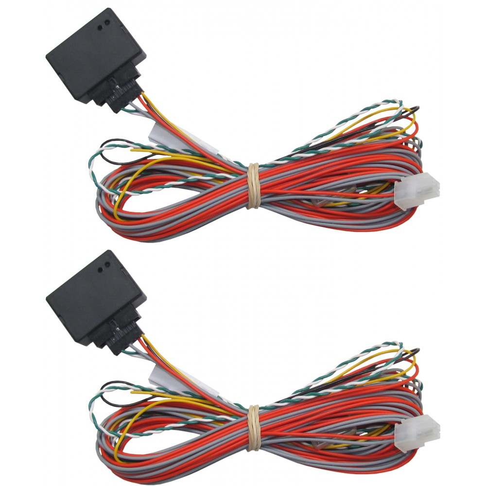ParkView (Front+Rear) - Sensors: Laserline