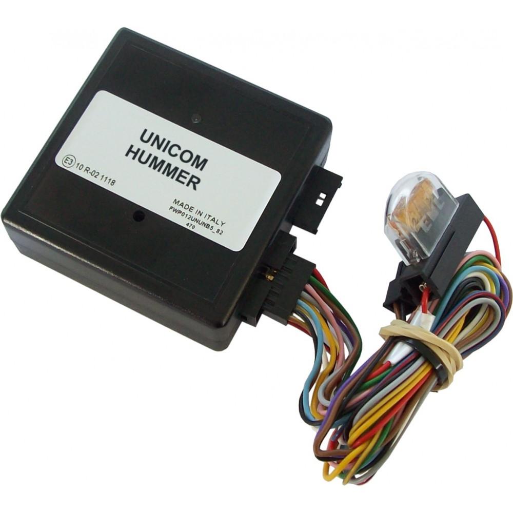 Unicom Hummer - Alpine