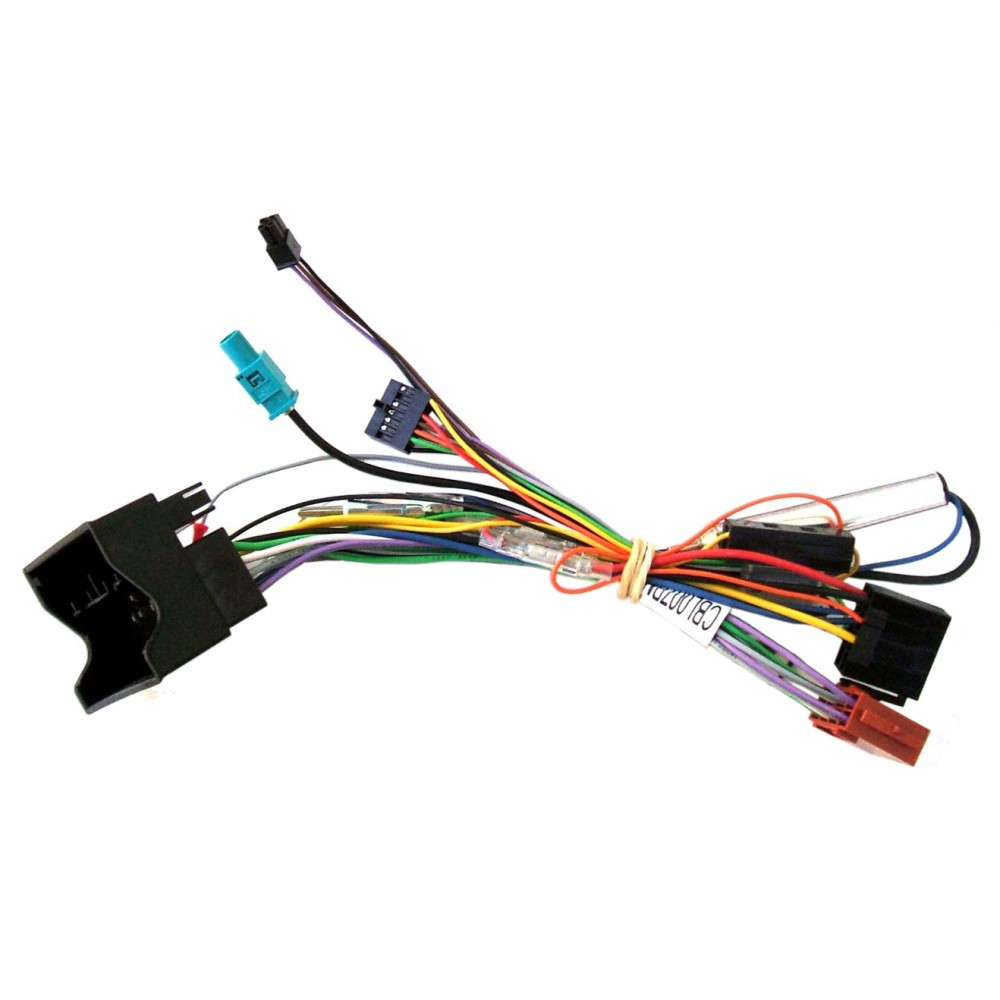Plug&Play harness for Unican - Bmw
