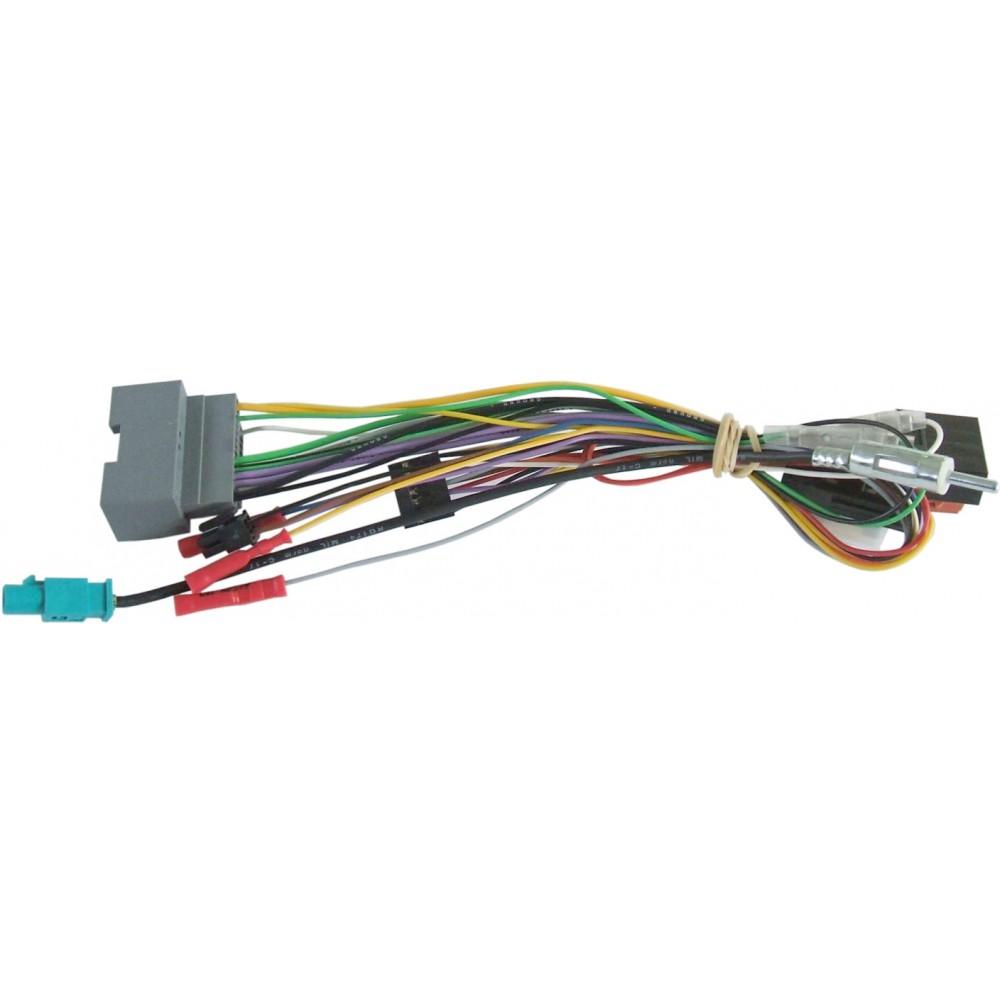 Plug&Play harness for Unican - Chrysler II