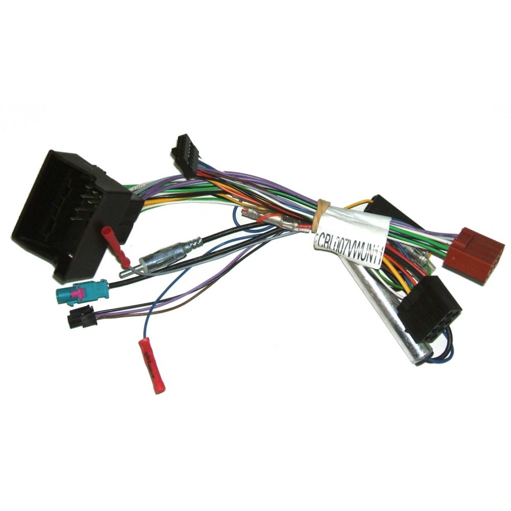 Plug&Play harness for Unican - Opel/Seat