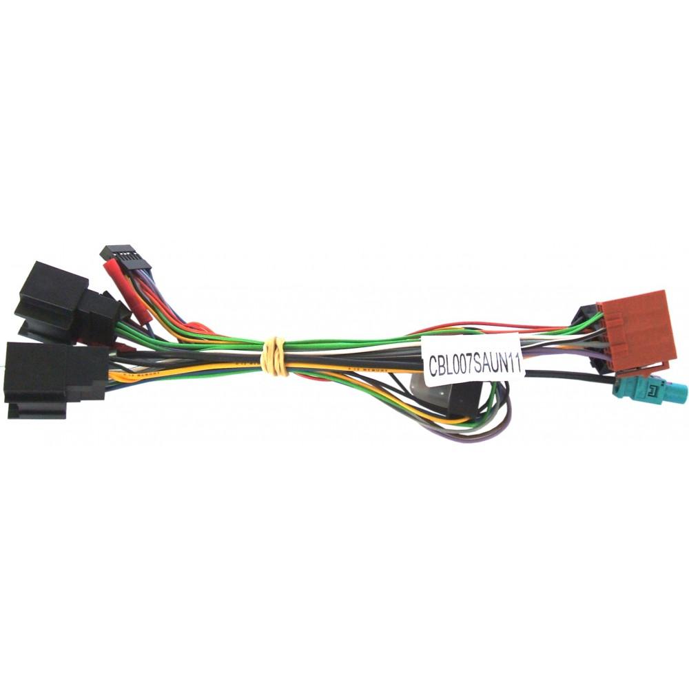 Plug&Play harness for Unican 1C - Saab