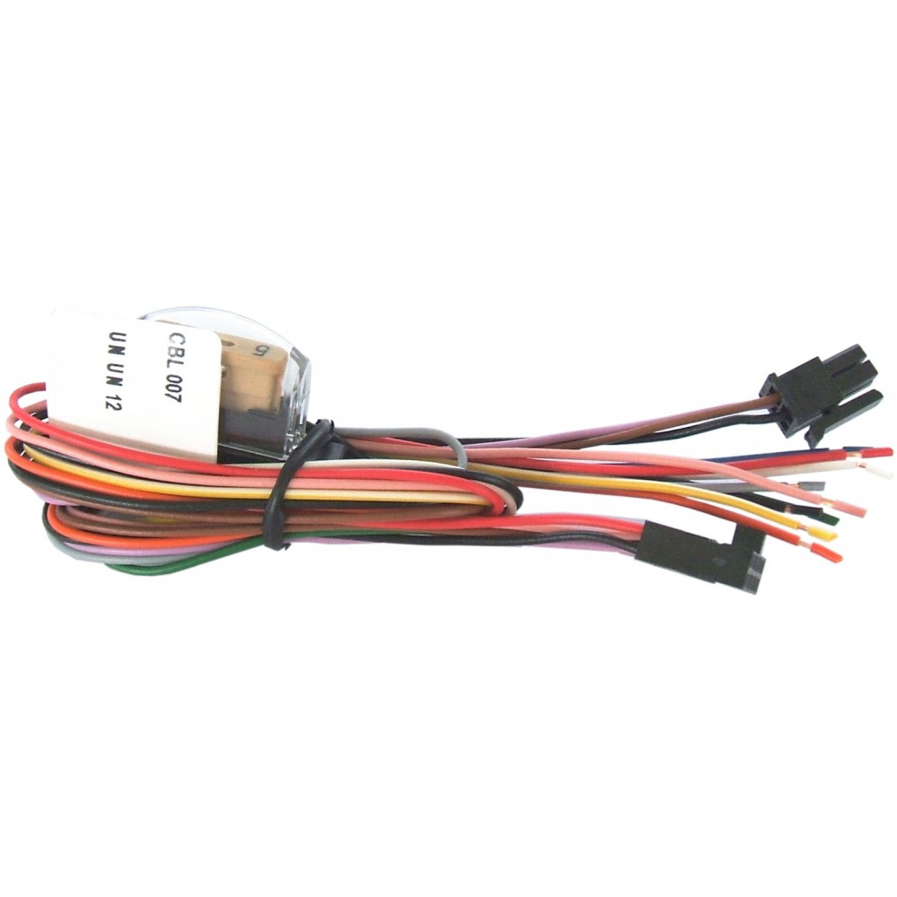 Free Wires Harness for Unican
