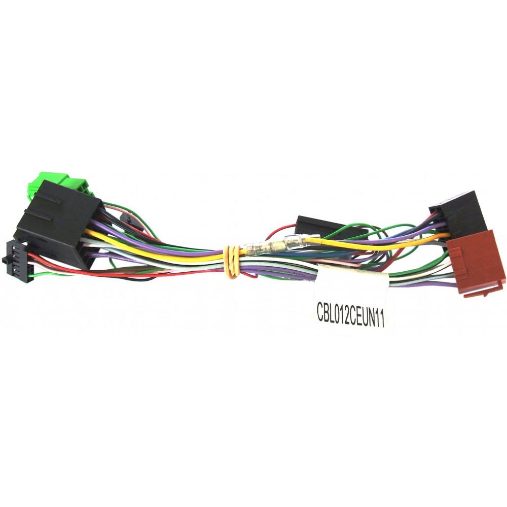Plug&Play harness for Unicom - Chevrolet