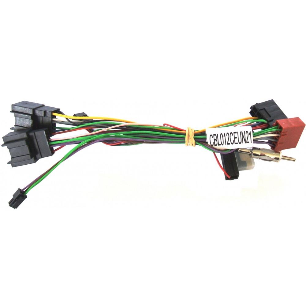 Plug&Play harness for Unicom - Chevrolet Captiva/Epica