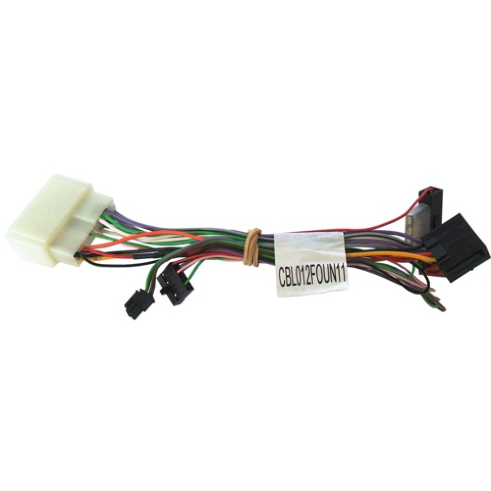 Plug&Play harness for Unicom - Ford I