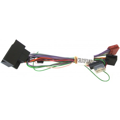 Plug&Play harness for Unicom - Ford II