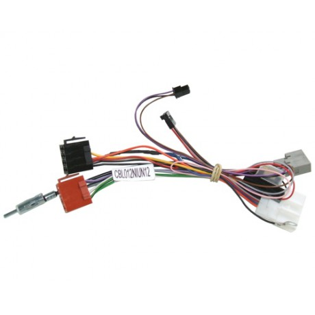 Plug&Play harness for Unicom - Nissan