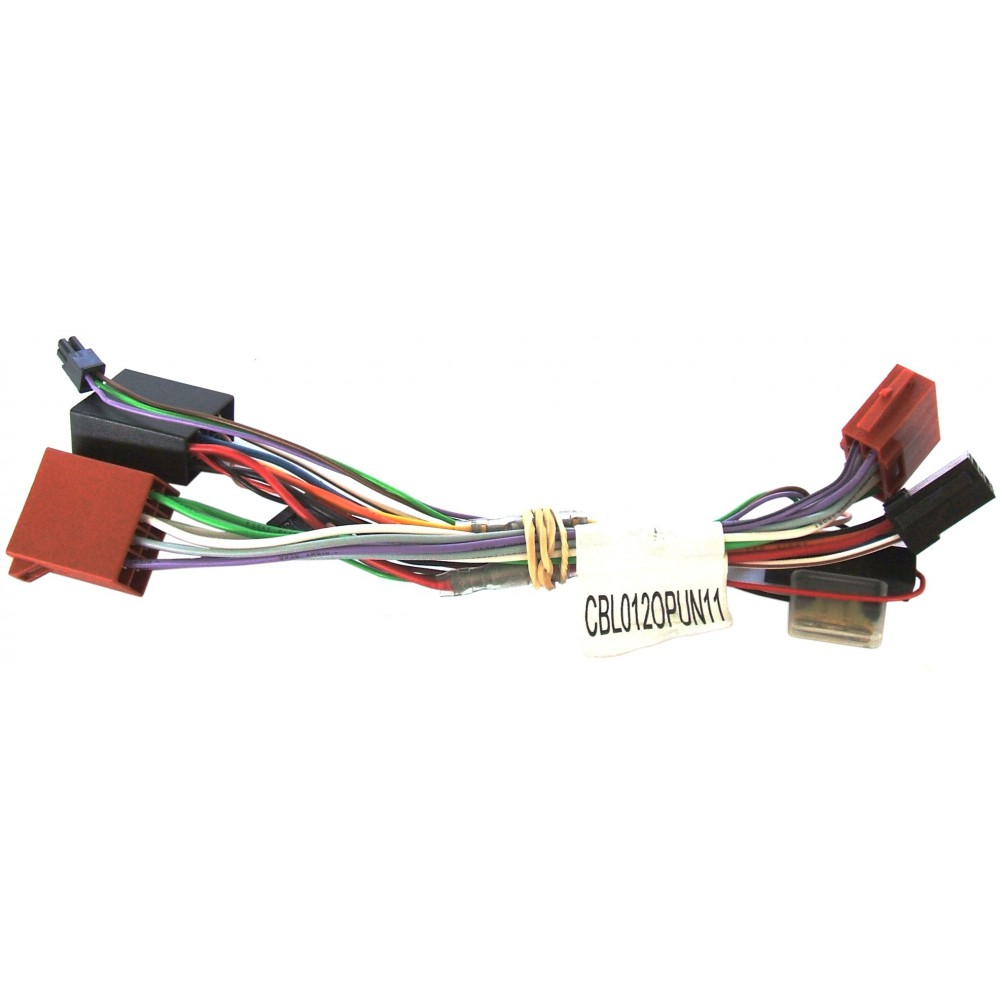 Plug&Play harness for Unicom - Opel