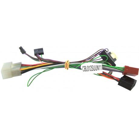Plug&Play harness for Unicom - Suzuki
