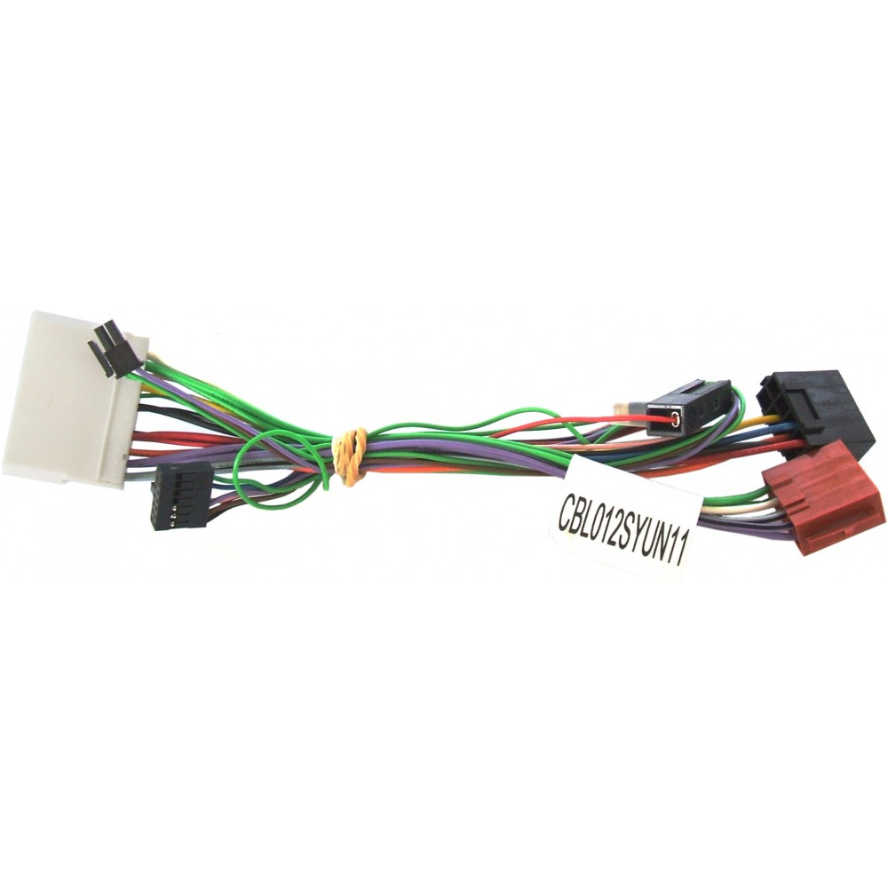 Plug&Play harness for Unicom - SsangYong