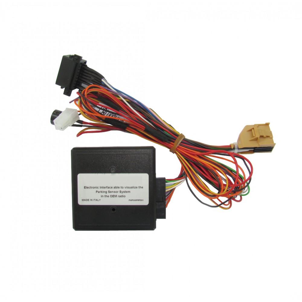 ParkView (Front) - Sensors: Laserline