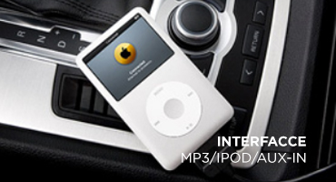 Interfacce Mp3 / iPod / Aux-in